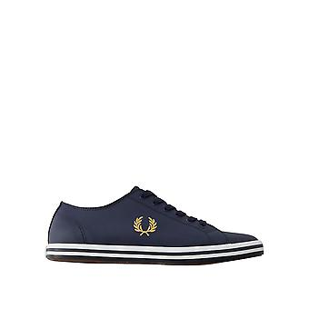 Fred Perry Men's Kingston Leather Sneakers