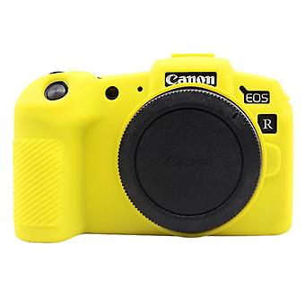 Amzer Soft Silikon Schutzhülle für Canon Eos Rp - gelb