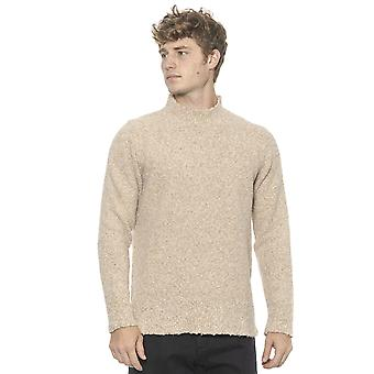 Alpha Studio Beige Sweater - AL1314478