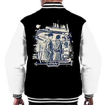 Pan Am The Rainbow Men's Varsity Jacket