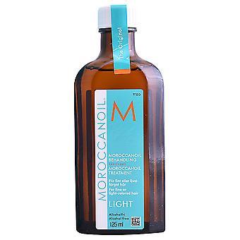 Moroccanoil Tratamiento de aceite ligero para cabellos finos y claros 125 ml