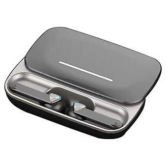 BE36 TWS bluetooth 5.0 Tap Touch Sports oortelefoon hoofdtelefoon met slide oplaaddoos