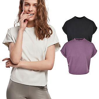 Urban Classics Ladies - Pigment Dye Kort Top