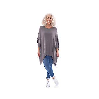 Made In Italy Slouch Knit Top