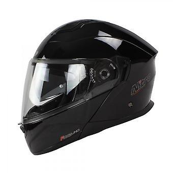 Nitro Helmet F350 Uno DVS Gloss Black 64 F 350 Cruiser Touring Tourer
