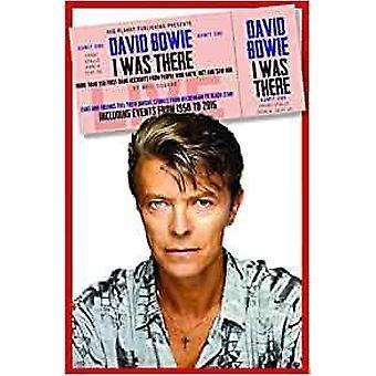 David Bowie - Olin siellä