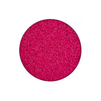 Rug round ETON pink