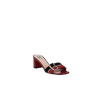 Bally   Jordy Block-Heel Slide Sandals