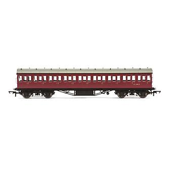 Hornby R4690A ex LMS Non Corridor Third Class Coach M 11886 M 00 Gauge