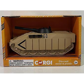 Corgi CHUNKIES CH077 Military Armored U.K Diecast and Plastic Toy