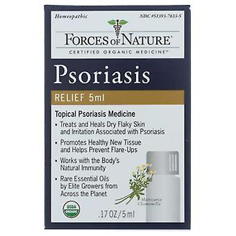 Forces of Nature Psoriasis Relief, 5 ml