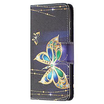 Samsung Galaxy S21 Fe Case Pattern Magnetic Protective Cover  Butterfly