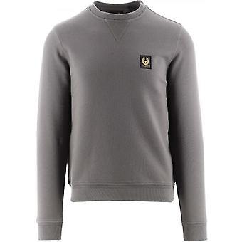 Sweat-shirt Belstaff Grey Regular Fit