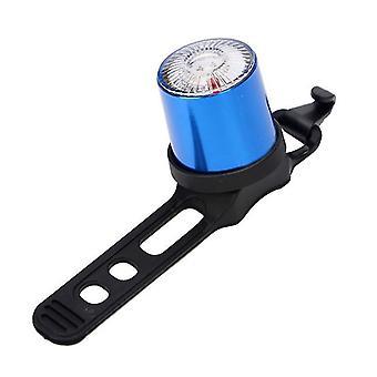 Magneettinen polkupyörän LED-takavalot, USB-latauksella (sininen)