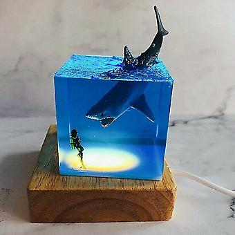 Projector replacement lamps fish ocean animal collector luminous toy creative for adult/kid