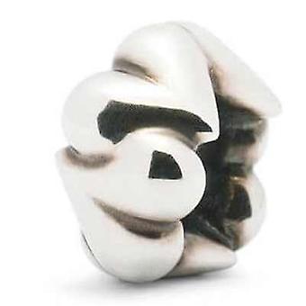 Trollbeads perle d'argent tagbe-20031
