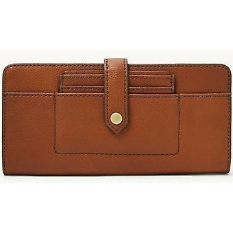Fossil Palmer Pink Leather Suede Crossbody Shoulder Belt Bag ZB6501692