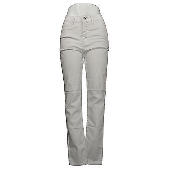 Kvinder med Control Kvinders Jeans 8T Tall My Wonder Denim White A376968