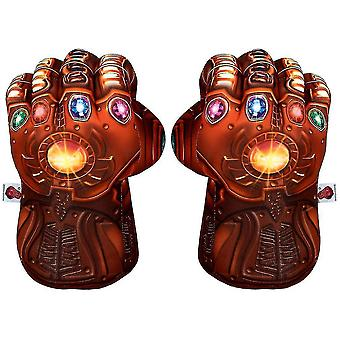 Avengers Thanos Boxing Gloves Anime Plush Toy For Kids