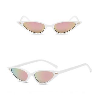 Lunettes de soleil d'oeil de chat de femmes