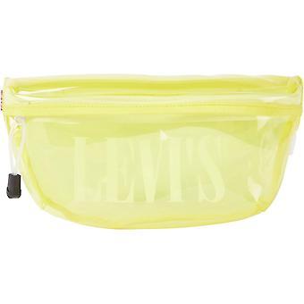 Levi's Women's Cloudy Clear Banana Sling Bum Bag Yellow 25