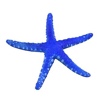 Haltartály dekoráció szimuláció Csillagok Akvárium Haltartály Világító csillagok