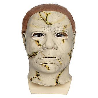 Halloween Majora Mask Mcnair Movie Latex Horror Headgear-yellow Face