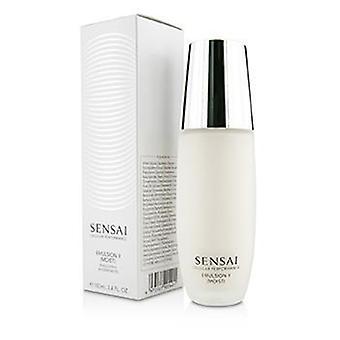 Kanebo Sensai Cellular Performance Emulsion Ii - Moist (new Packaging) - 100ml/3.4oz