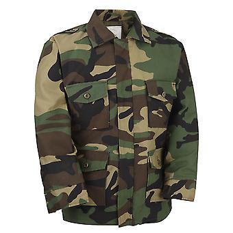 Top Gun kinderen kinderen bestrijding van militaire veld jas