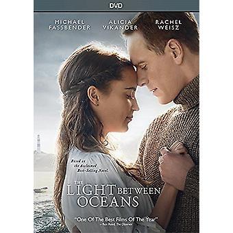 Light Between Oceans [DVD] USA import