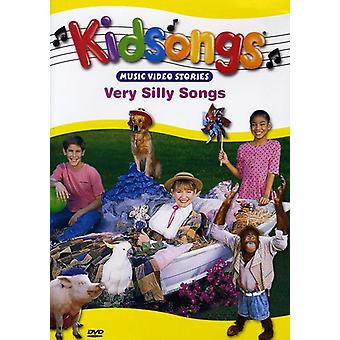 Kidsongs - Very Silly Songs [DVD] USA import