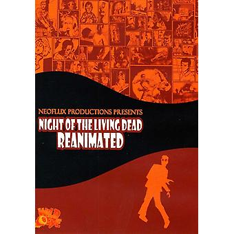 Night of the Living Dead: Reanimated [DVD] USA import