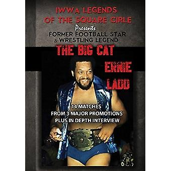 Legends of the Square Circle Presents ER [DVD] USA import
