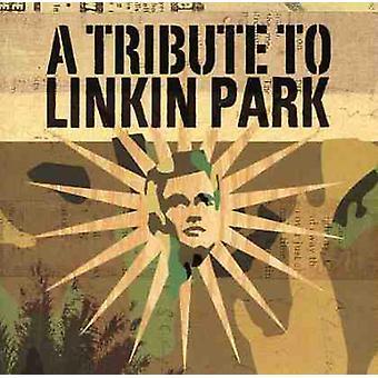 Tribute to Linkin Park - Tribute to Linkin Park [CD] USA import