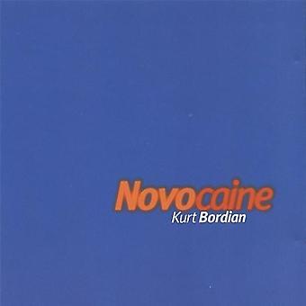 Kurt Bordian - Novocaine [CD] USA import