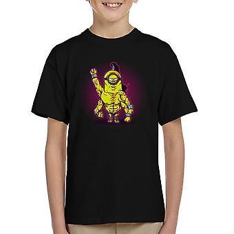 Tournament Minion Goro Mortal Kombat Kid's T-Shirt