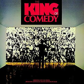 King of Comedy / O.S.T. - King of Comedy (réédition de 2016) / O.S.T. [CD] USA import