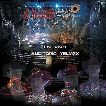 キャリバー 50 - En Vivo Auditorio テルメックス [CD] アメリカ インポートします。