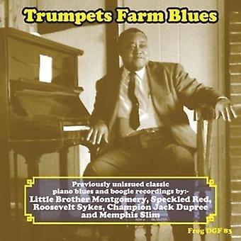 Various Artist - Trumpets Farm Blues [CD] USA import