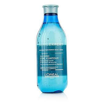 L'oreal Professionnel Serie Expert - Curl Contour Glycerin Curl-defining Nourishing Shampoo - 300ml/10.1oz