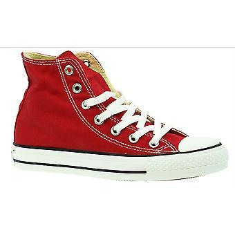 Bambini Converse Yths CT Allstar rosso 3j232 universale estate scarpe