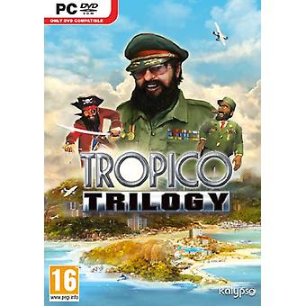 Tropico Trilogy (PC DVD)-nytt