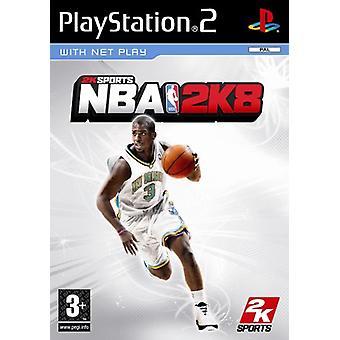 NBA 2K8 (PS2) - Nieuwe fabriek verzegeld