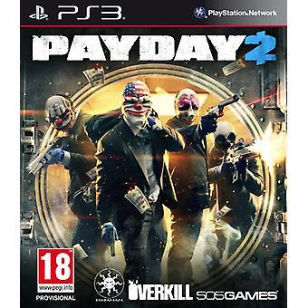 Wypłata 2 (PS3) - Nowość