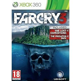 Far Cry 3 The lost expeditions and the predator pack - New