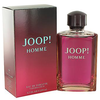Joop! Homme Eau de Toilette 200ml EDT Spray