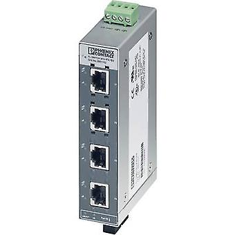 Switch Ethernet industriali di Phoenix Contact FL SWITCH SFN 4TX/FX