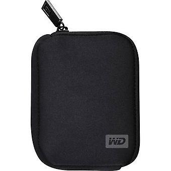 WD WDBABK0000NBK-ERSN My Passport 2.5 hard drive bag Black