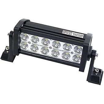 Berger & Schröter Working light 12 V, 24 V 36 W 20196 Close range illumination (W x H x D) 252 x 115 x 85 mm 2300 lm 6000 K