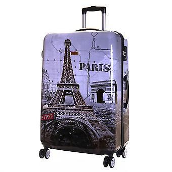 Karabar Falla groot 76 cm harde koffer, Parijs